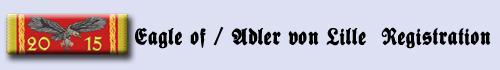 Adler von Lille Registration