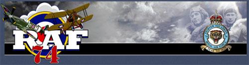 RAF 74 Squadron