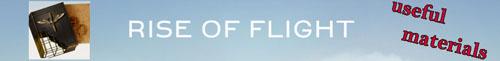 Rise of Flight useful materials